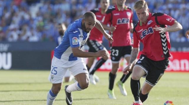 Raul Garcia Alaves fichaje Leganés