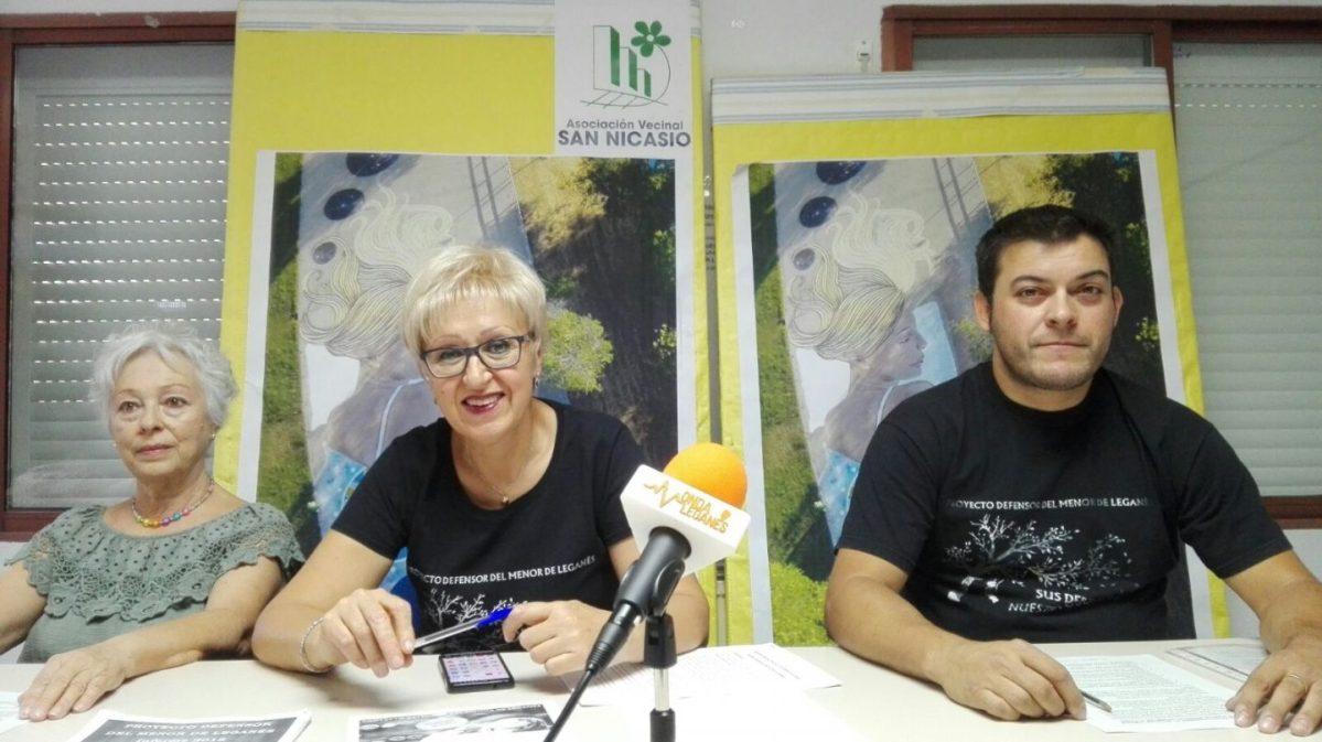 El Defensor del Menor denuncia la situación de pobreza de 9.024 niños en el pleno del Ayuntamiento