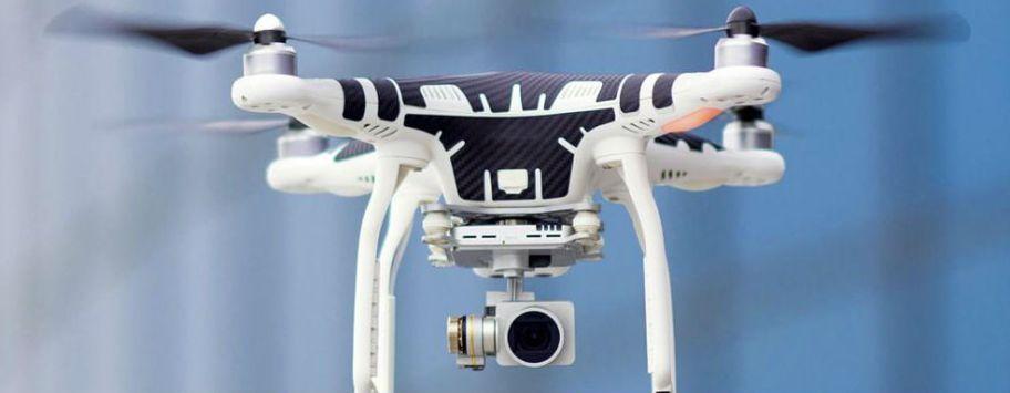 Dron SigmaRail