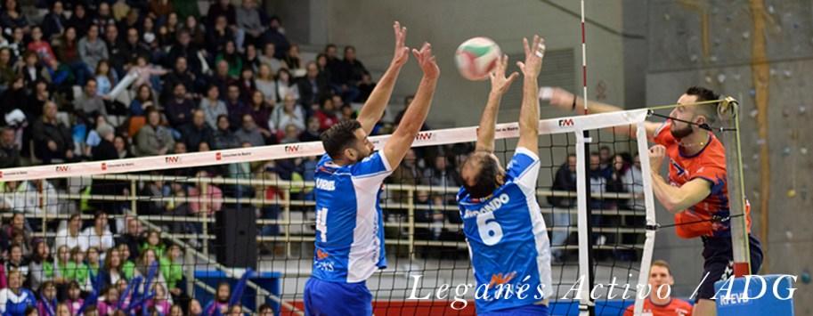 Voleibol Leganes Emeve Lugo
