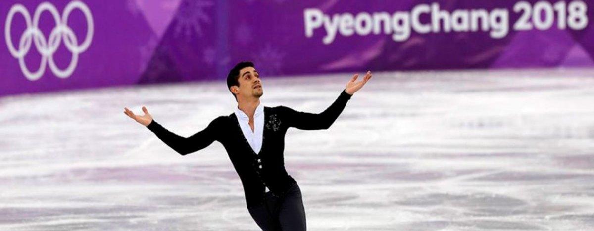 """Javier Fernández: """"Esta medalla enseña todo el esfuerzo y dedicación que conlleva la élite"""""""