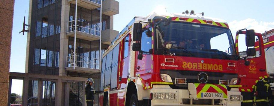 bomberos comunidad madrid