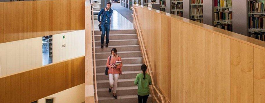 Biblioteca de Uc3M