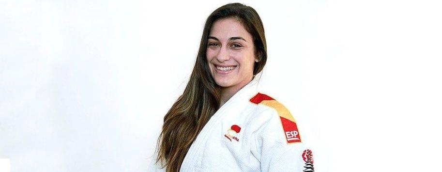 Saray Padilla judoka leganes