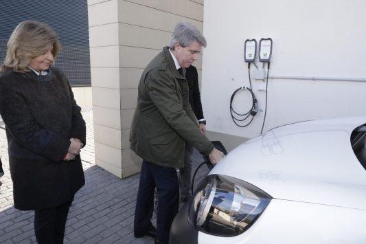 ayudas coches electricos