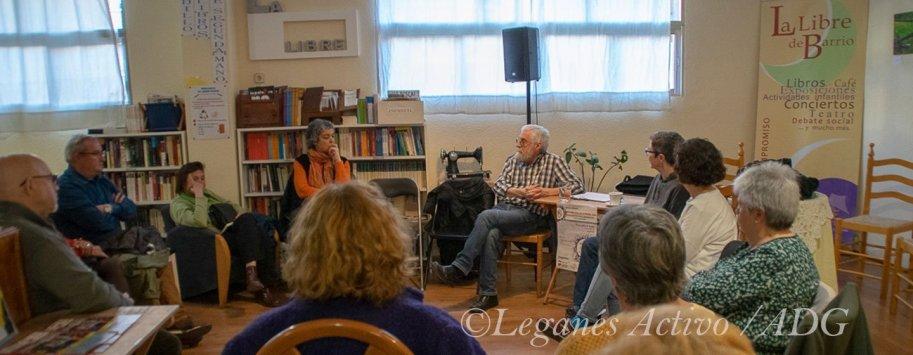 Debate sobre la eutanasia en Leganés