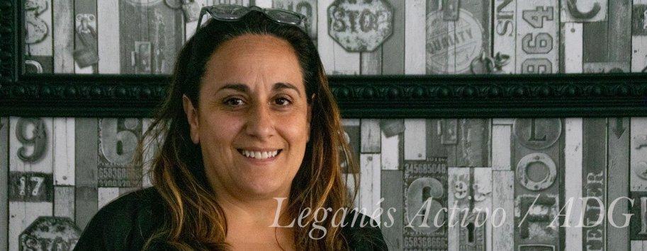 Beatriz Tejero candidata VOX Leganes