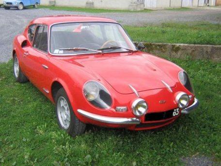 1966: Simca GG