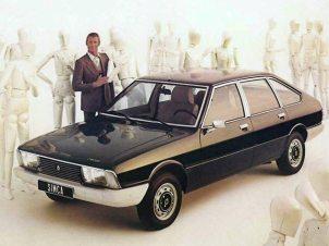 1975: Simca-Chrysler 1307 et 1308