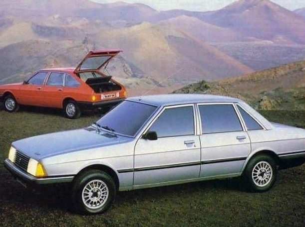 1978: Talbot Solara