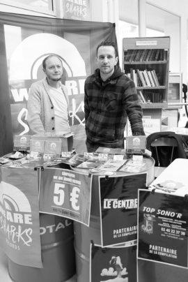 (c) Thierry Giraud |12 & 13 decembre 2015 | La foire du Disque/BD/Livres au Garage