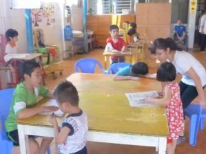 20 mars 2016   Un toit renove pour des enfant à l'abri