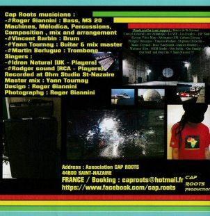 Dub Afrika / Roots Dub Steppas