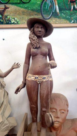 Paul Vidgrain - Sculpture et peinture