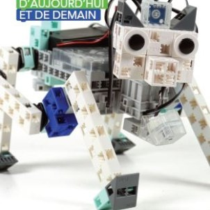 13 septembre 2018 / Atelier Construction & Programmation des robots Algora au Garage