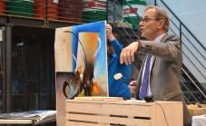 (c) Jean-Philippe Hémery / 14 juin 2018 / Street Art / Vente aux enchères au Garage