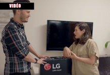 Le Gars de la Pub - LG OLED Orange is the new black aussi