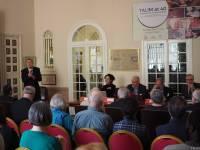 John Davison making opening remarks