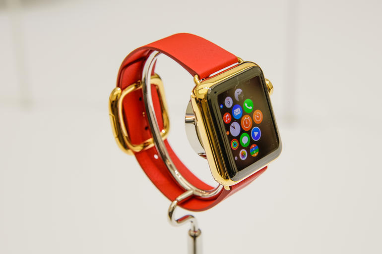 Apples 18 Karat Gold Smartwatch Could Be Set To Launch At