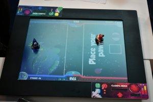 Square One : la console de jeux de société de Wizama