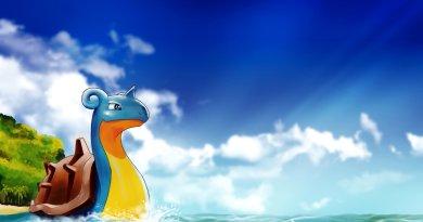 Mes 4 Pokemon de Type Eau Préférés