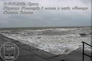 Семинар проходил в санотии на берегу Чёрного моря