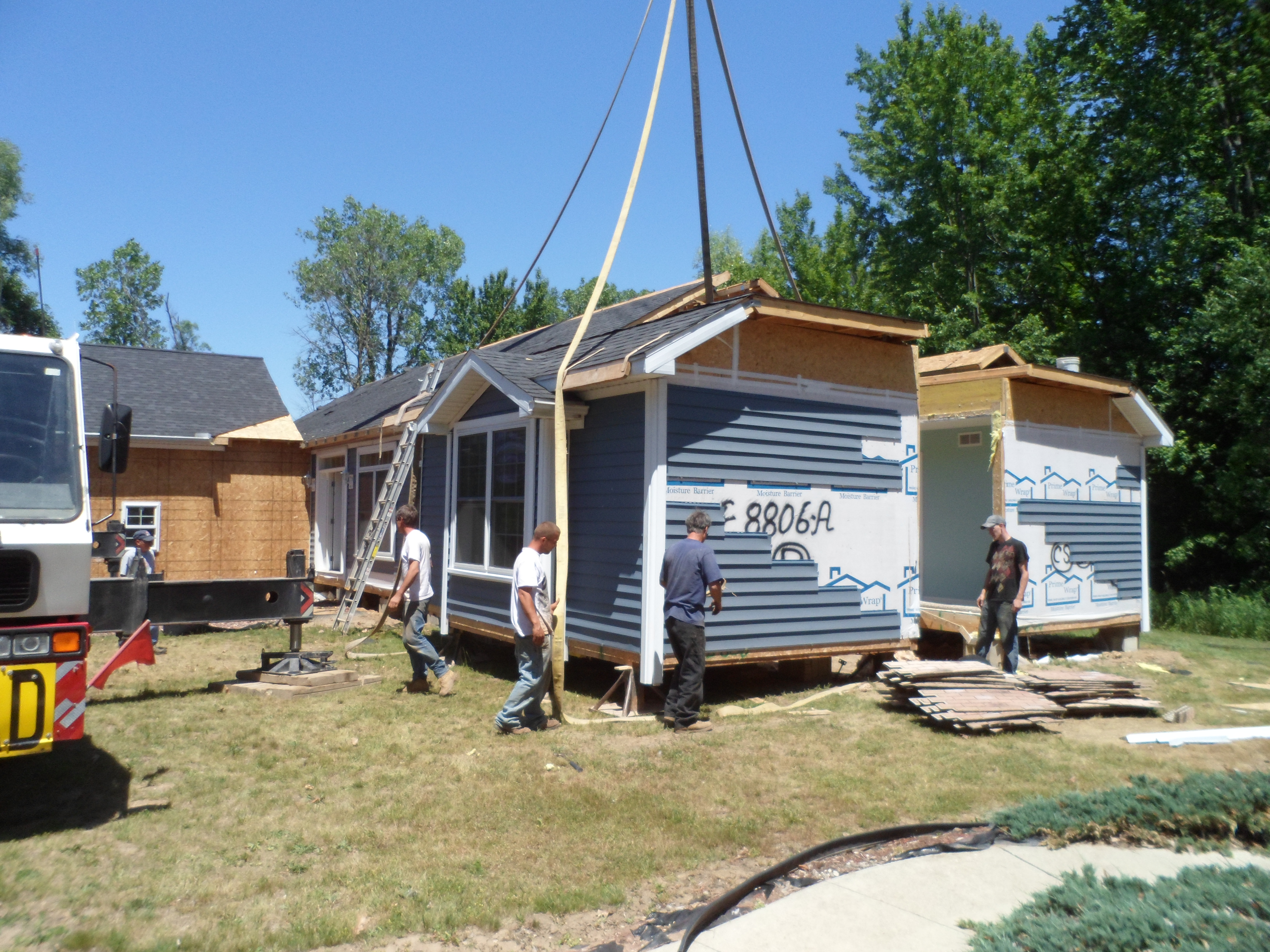 Different Methods Used In Modular Home Construction
