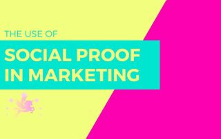 social proof infographic, social media vancouver