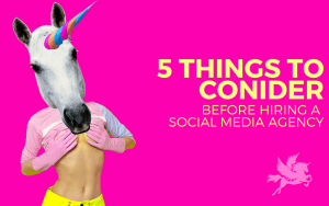 Five things to consider before hiring a social media agency for your Vancouver business