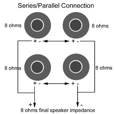 Series Parallel Connection