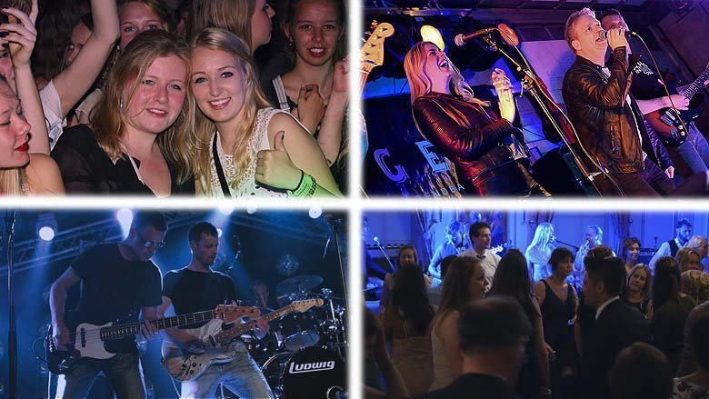 feestband coverband huren
