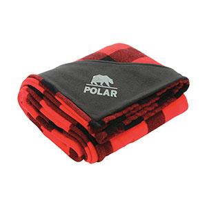 Fleece Blanket - Polar