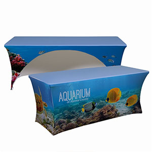 Table Covers - Tradeshows and Promotional Products