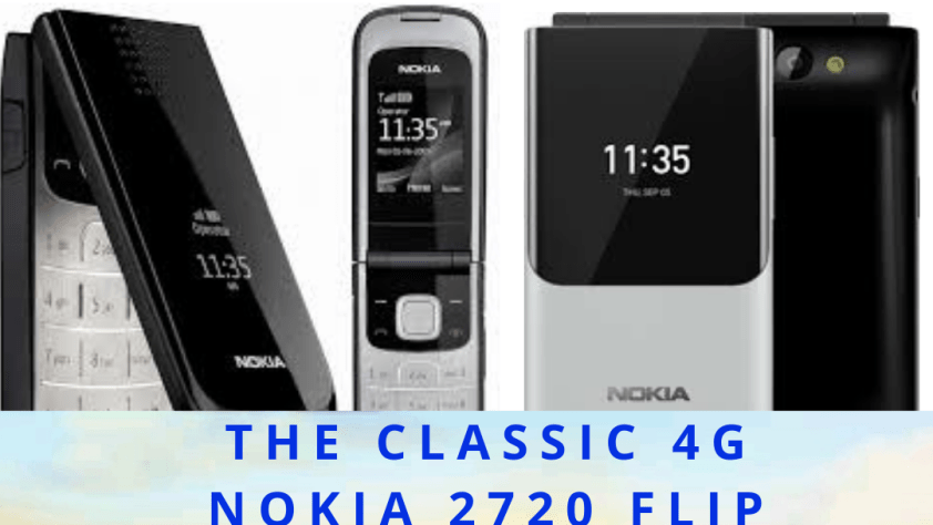 Nokia 2720 Flip boasts excellent durability and timeless design and is compact enough to fit in a pocket or a purse. It's made of tough polycarbonate that's strong enough to handle the knocks of everyday life.