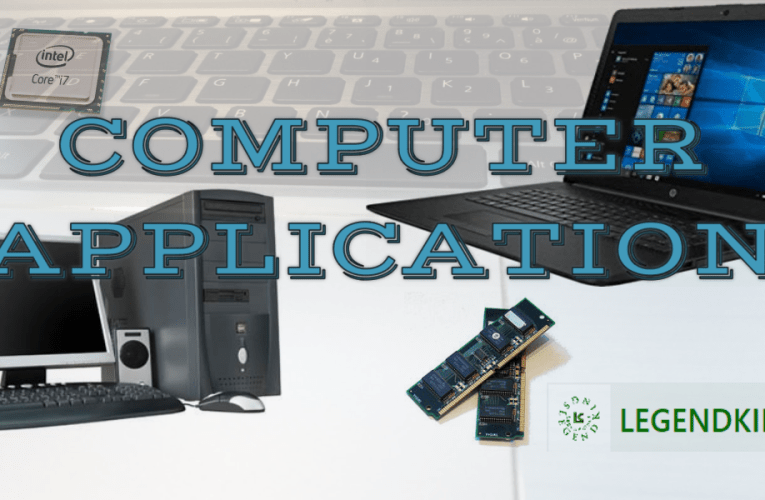 COMPUTER APPLICATION