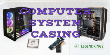 Computer System Casing is the metal cover that covers the entire computer, that is the motherboard.  There are two types of system casing.  We have Desktop Casing and the tower casing.