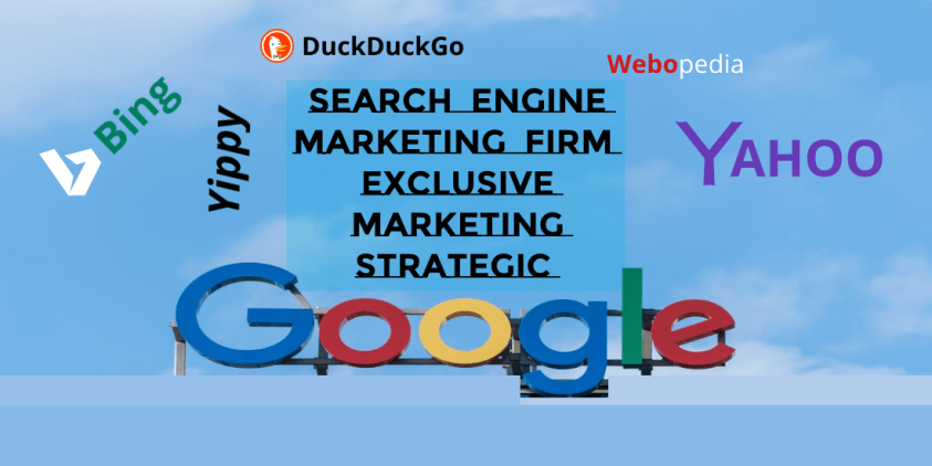When we Think about Search Engine Marketing Firm and Exclusive Marketing Strategic Tutorial. Here are some of the questions that come to our minds.