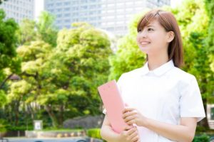 Nursing assistant Nursing motivation Hospital Medical Townwork column Part-time job employment Job information Town work.