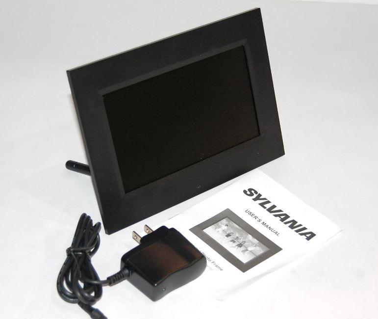 Sylvania Digital Picture Frame Sdpf757 Manual | Siteframes.co