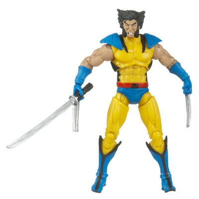 Hasbro Marvel X Men Origins Wolverine Wave Three