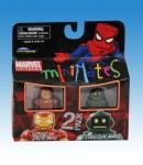 Extremis Armor Iron Man and Titanium Man