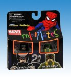 Marvel Minimates X-Force Wolverine and Hydra Soldier