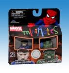TRU Minimates Series 6 - Stretch Attack Mr. Fantastic and World War Hulk