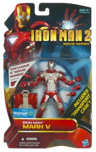 Iron Man 2 - Mark V - in package
