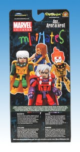 AFX NYCC Age of Apocalypse Minimates Box Back