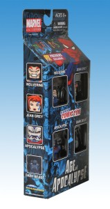 Diamond Previews NYCC Age of Apocalypse Minimates Box Side