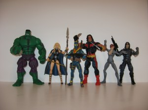 Marvel Legends Two-Packs Group