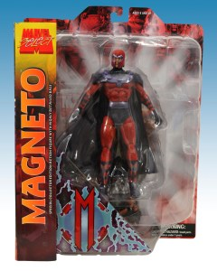 Marvel Select Magneto with Helmet