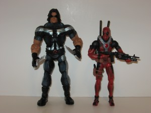 Deadpool and X-Force Warpath