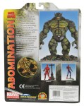 Marvel Select Abomination Back